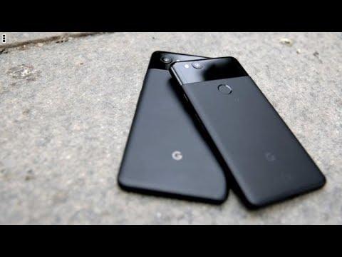 نظرة على هاتف بيكسل 2 الذكي من غوغل  - 13:22-2017 / 10 / 18