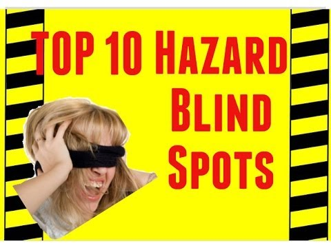 Top 10 Hazard Blind Spots - Hazard Communication - Safety Training Video