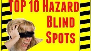 Top 10 Hazard Blind Spots - Hazard Communication - Safety Training Video