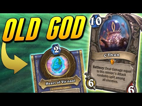 Playing Cthun Likes Its 2016 Again   Solem Hearthstone