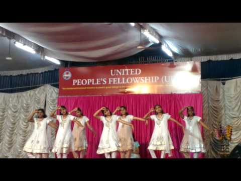 Upf church girls composed song