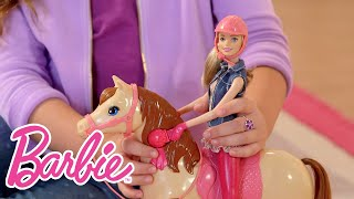 Barbie® Saddle