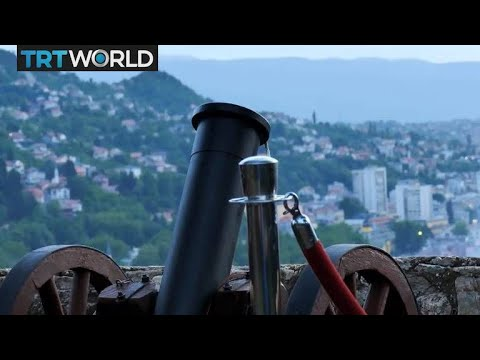 Ramadan in Bosnia: Sarajevo marks breaking of fast with cannon