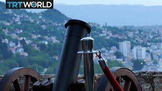 Ramadan in Bosnia: Sarajevo marks breaking of fast with cannon