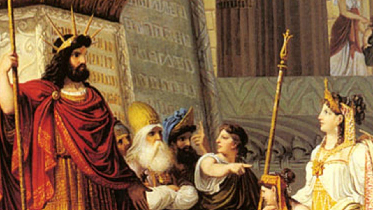 Leyes sexuales en el antiguo testamento