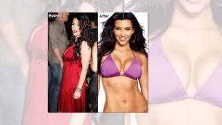 Невероятные похудения звезд #Похудение  # Weight Loss  Slimming stars