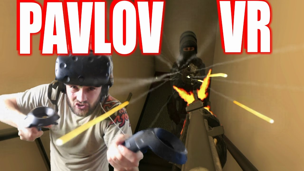 how to play counter strike on vr