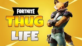 FORTNITE THUG LIFE Moments Ep #33 Fortnite Epic Wins & Fails Funny Moments
