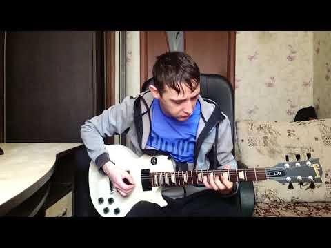 Immediate Music - Destiny Of The Chosen (Guitar cover)