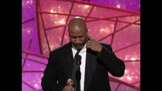 Ving Rhames Wins Best Actor Mini Series - Golden Globes 1998