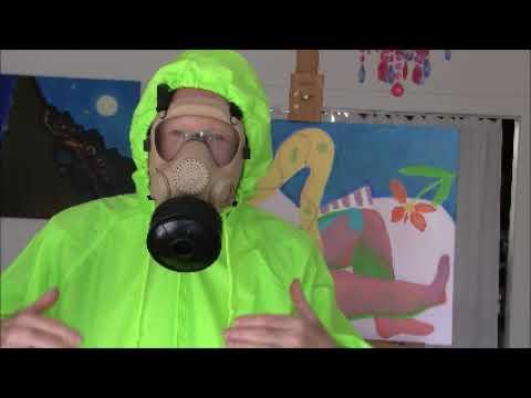 Corona   Maske sicher