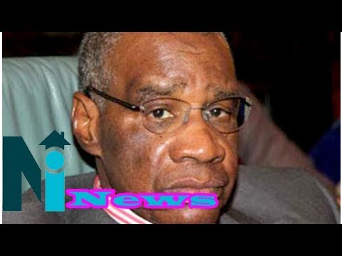 Dahiru Musdapher, ex-Chief Justice of Nigeria is dead