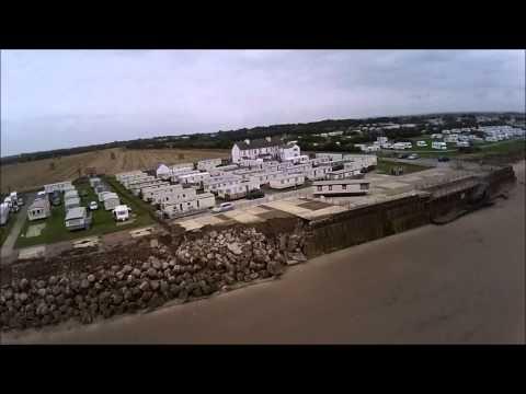 Dji phantom ULROME coast erosion