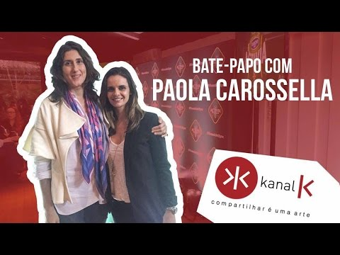 Paola Carosella do Master Chef no Kanal K