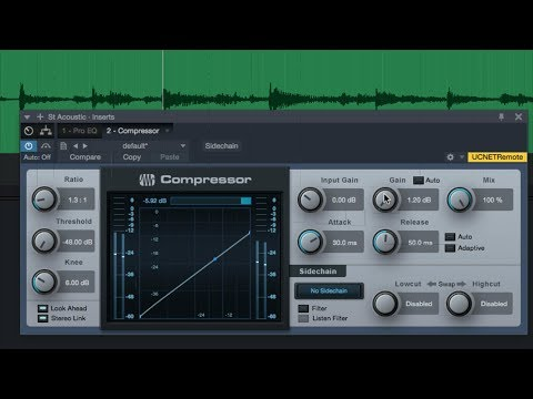 "How to Mix Acoustic Guitar - ""Butter Compression"""