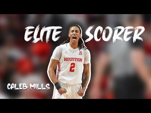 Caleb Mills | The Elite Scorer | 2019-20 Houston Highlights
