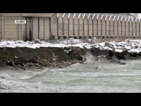 Pa Koment - Durrësi mbulohet nga bora - Top Channel Albania - News - Lajme
