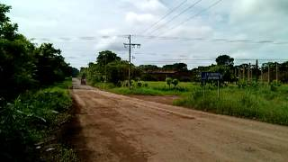 mala carretera al salto de eyipantla