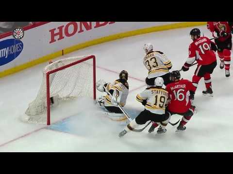 Boston Bruins vs Ottawa Senators - April 12, 2017 | Game Highlights | NHL 2016/17
