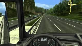 Austrian Truck Simulator Gameplay 3 (PC HD)