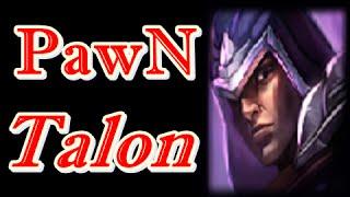 LOL Pro - Samsung White PawN Talon vs Jayce - Korea SoloQ
