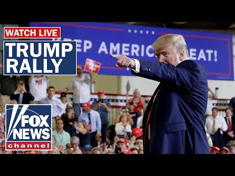 Trump hosts 'Keep America Great' rally in New Mexico