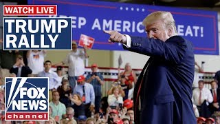 Live: Trump hosts 'Keep America Great' rally in New Mexico