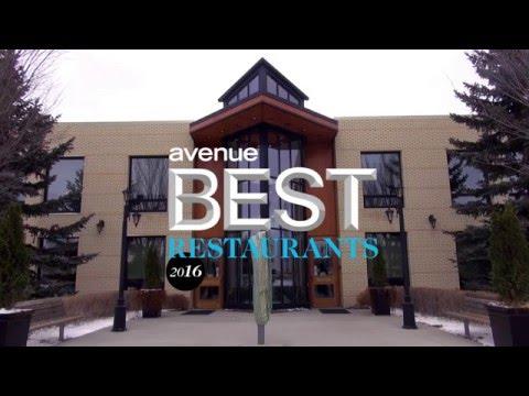 avenue edmonton best restaurants 2016 youtube. Black Bedroom Furniture Sets. Home Design Ideas