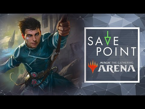 Magic: The Gathering Arena pt. 4 - Save Point with Becca Scott