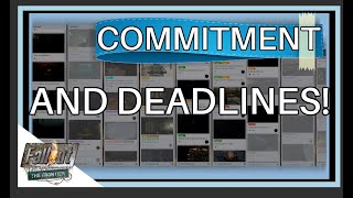 Fallout: The Frontier - Commitment, Deadlines and Releases