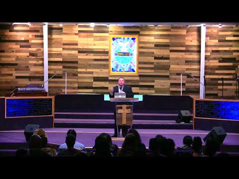 The Power of a Made Up Mind - Pastor Carl Wright