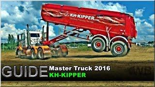 GUIDE | MT 2016 | Wywrotka bezramowa KH-Kipper