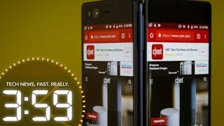 Would you want a foldable phone? (The 3:59, ep. 301)