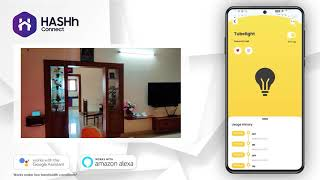 HASHh Connect Application Tour | Smart Devices | #SwitchingReinvented | V2.0| HASHh Automations