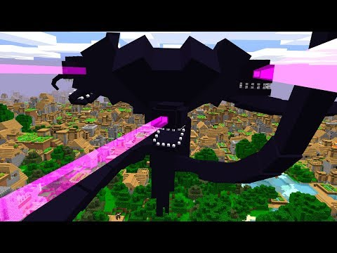 NEVER SPAWN THE WITHER STORM IN MINECRAFT!!