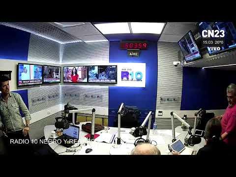 Seguí en vivo Radio 10