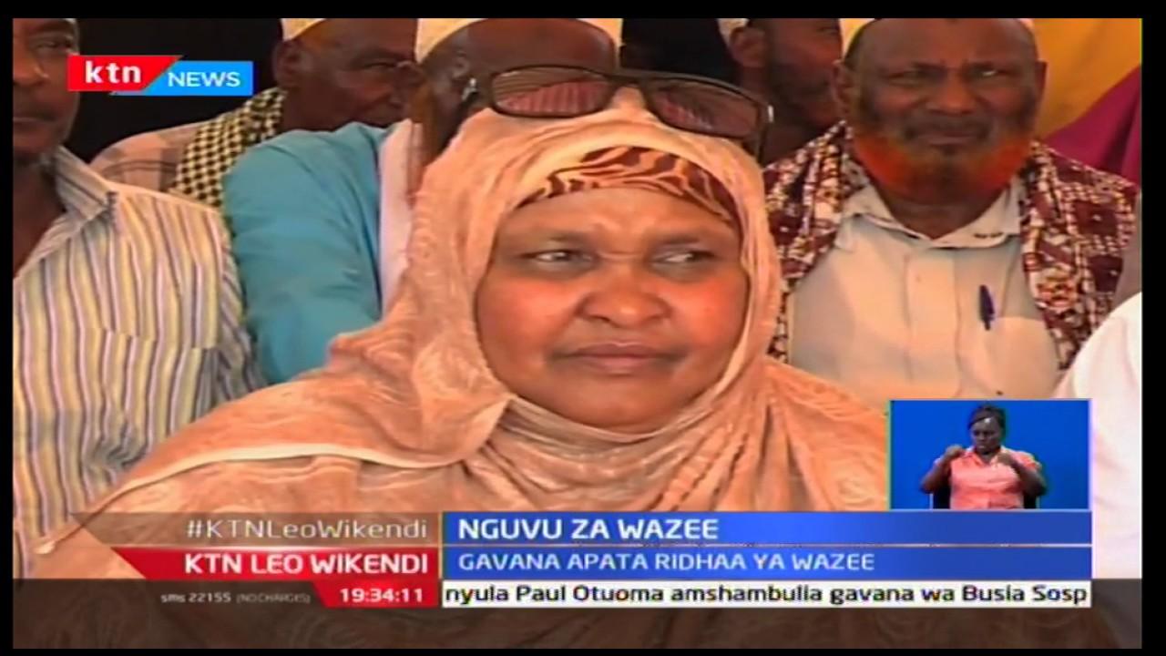 Download Gavana Abdullahi wa Degodia apata ridhaa ya wazee kugombea muhula wa pili