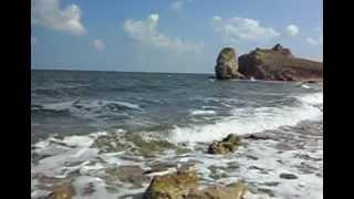 Kerch 08 2012 video(Фильм об отдыхе в с. Курортное, близ Керчи. Пансионат