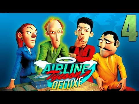Airline Tycoon || Free Game #4  (Falcon Lines)