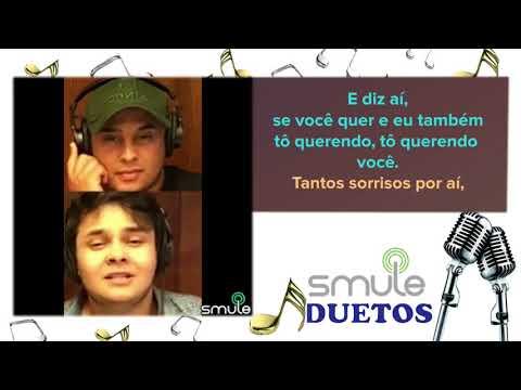 Cante Junto com Matheus e Kaua - Que Sorte a Nossa