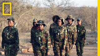 Meet the World's First All-Female Team Created to Combat Poaching | Short Film Showcase