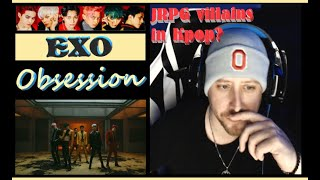 Baixar Metal Musician Reacts: EXO (엑소) - Obsession MV REACTION