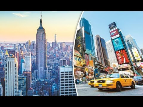 New York Explore the memorable sights in America's city that NEVER sleeps