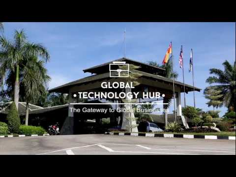 Cyberjaya , place where the concept of live, study, work and play