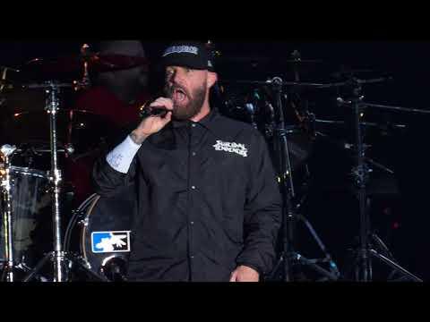 Limp Bizkit LIVE Thieves (Ministry cover) + Eat You Alive Emmendingen, DE - I EM Music! 2018.06.07