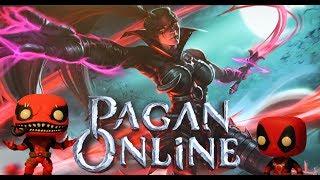 Pagan online -релизная версии игры. (Part 25)