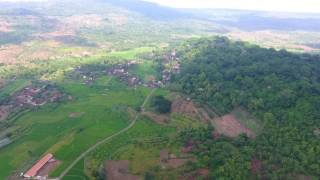 Desa Dermawuharjo Grabagan dari atas by Rossion