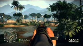 Battlefield: Bad Company 2 Vietnam. - Phu Bai Valley. [Conquest] [PS3] [HD] [Gameplay #024]