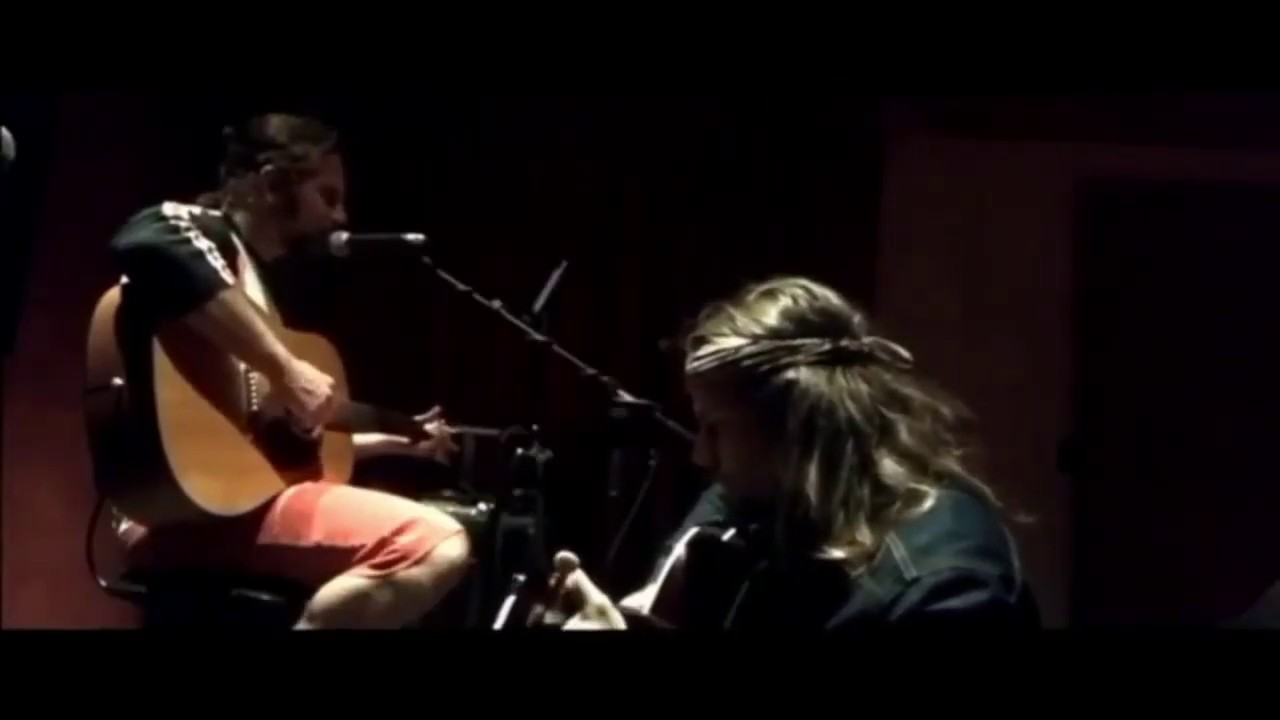Bradley Cooper Singing Shallow - YouTube