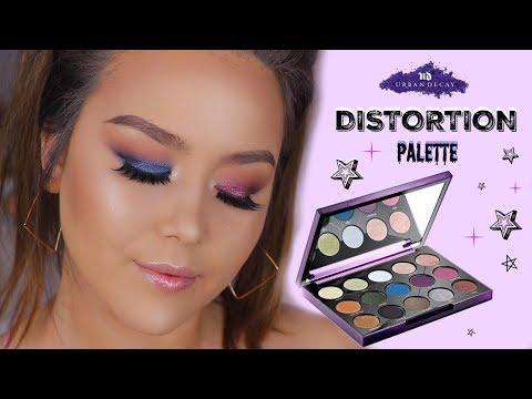NEW URBAN DECAY DISTORTION PALETTE